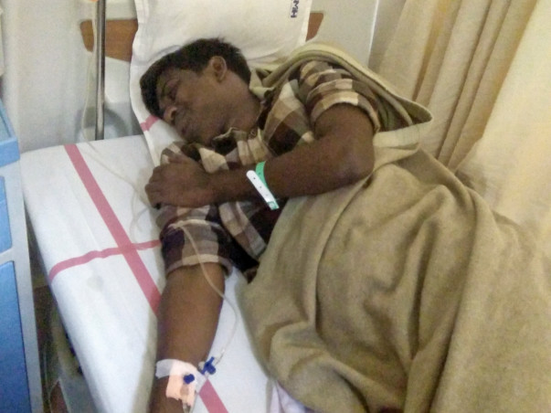Help Satheesh Fight Cancer