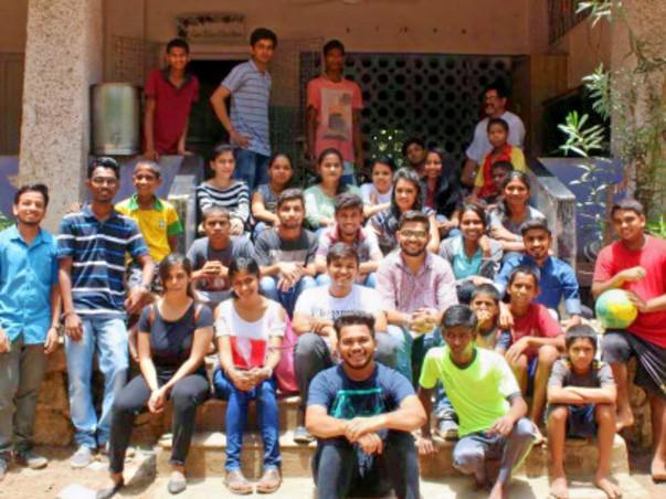 Giving them 'A World beyond Academics' -Snehasadan