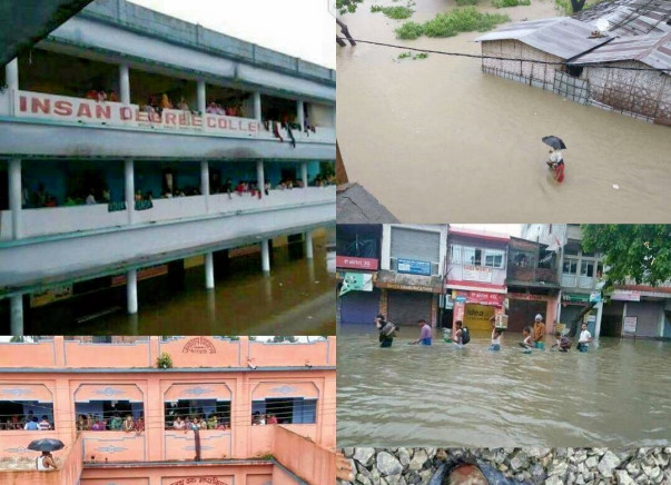 Help For The Floods In Seemanchal #BiharFloods2017