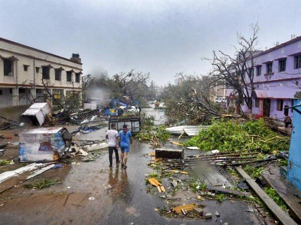 FANI- Cyclone Releif Campaign