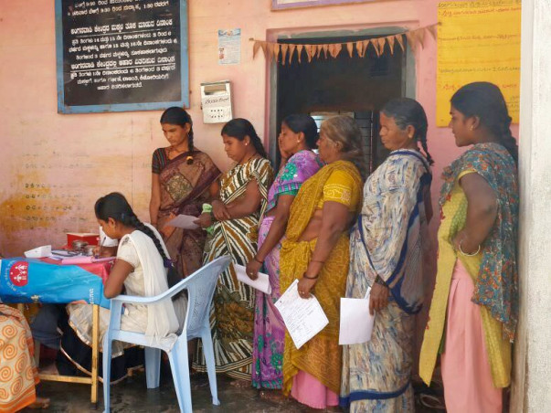 Fighting Cervical Cancer In Karnataka, One Village At A Time