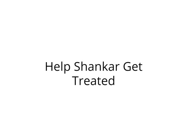 Help Shankar Get Treated for Brain Stroke