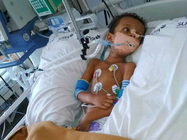 Help Shreyas fight Paralysis