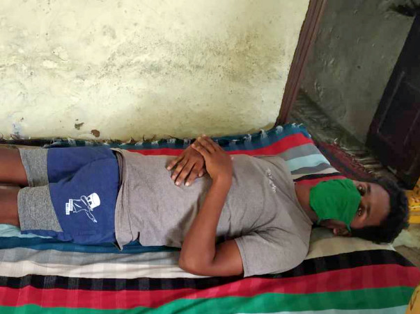 26 Years Old Narendra Chary Chittoju Needs Your Help Fight Guillain-Barré Syndrome
