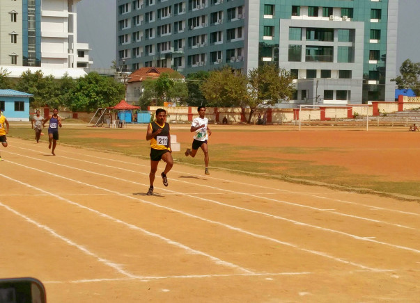 Help Shaffeer win Gold for India at Asian & World Masters athletics