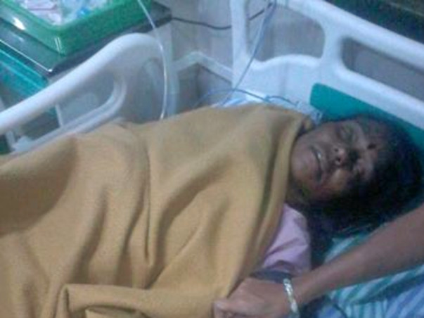 Help kiran's mother for brain surgery