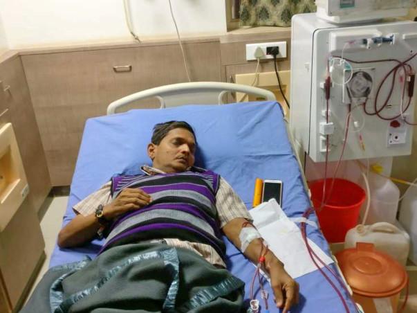 Help Narasimha Hebbar for Kidney Transplant