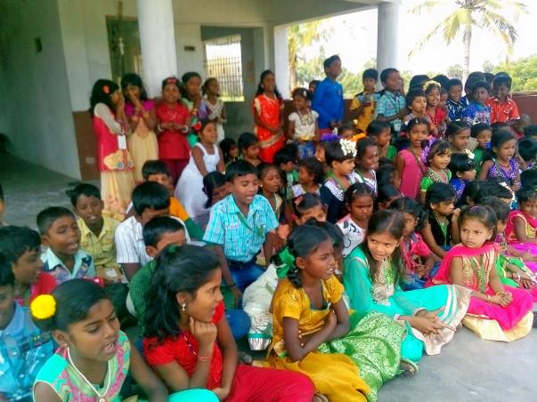 Help to upgrade Primary school