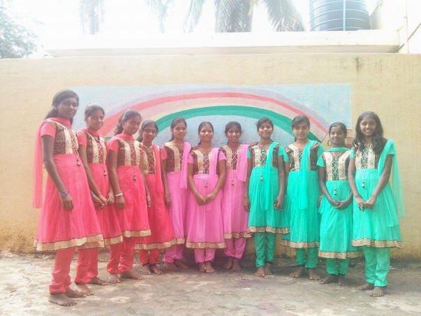 Diwali Celebrations With Underprivileged Children - 2019