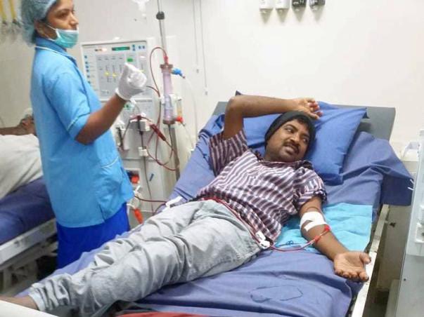 Help Venkatesh Undergo Kidney Transplant