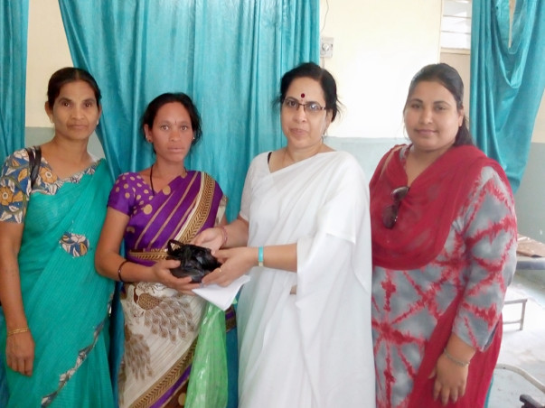 Help Us Serve Food to 300+ Pregnant Mothers Every Month In Rural India
