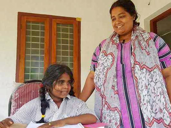 Help a 9-Year-Old Visually Impaired Girl Undergo A Kidney Transplant