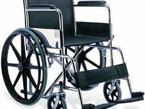 Help Provide Wheelchairs To 1000 Disabled People