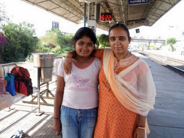 I am fundraising to help Mrs Kiran Patil