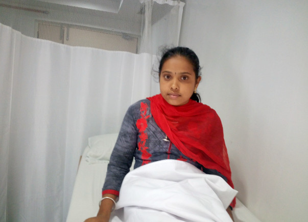 Help 17-year-old Sandhya battle a severe blood disorder