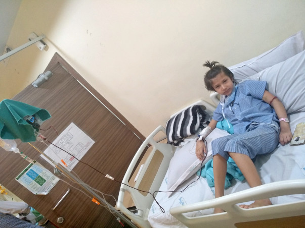 Help Ankita Fight Blood Cancer