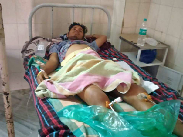 Help Sathish For His Surgical Expenses