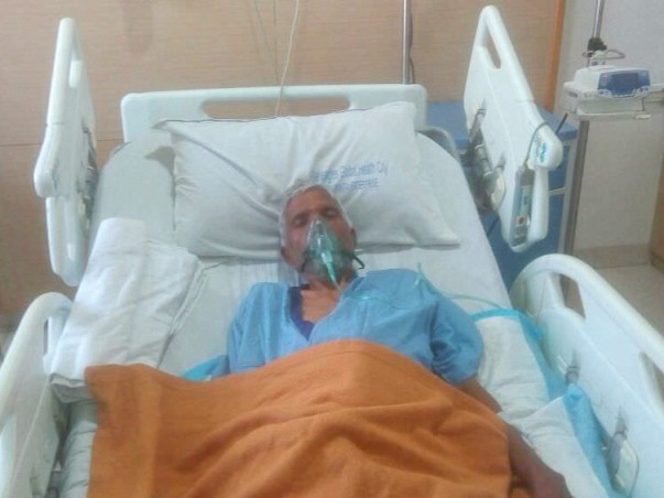 Save His Life By Supporting Him Undergo Liver Transplant