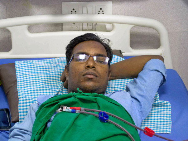 Having Lost The Will To Live, This 28-Year-Old Now Has Some Hope