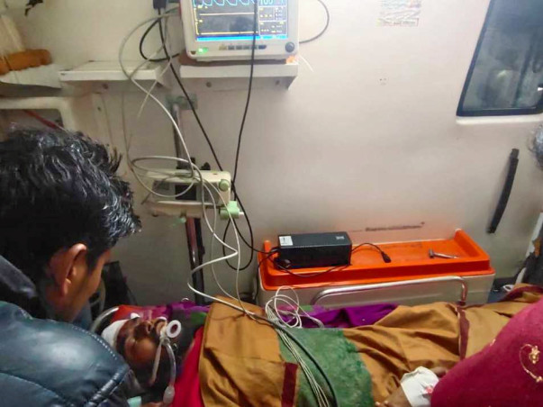 22 Years Old Aman Need Your Help Fight Accident