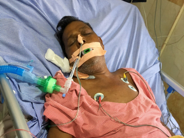 Help my Father Sayanna fight his Health Battle