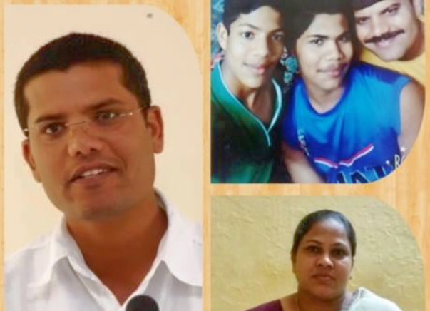 Support For The Deceased Rameshwar Jatwa's Family