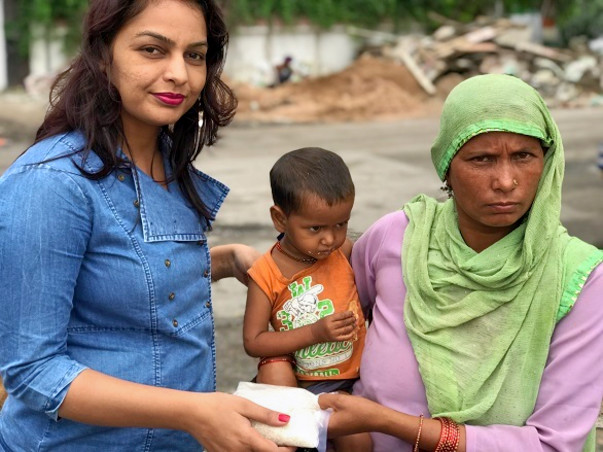 Help Poor Families to Make Their Diwali Happier