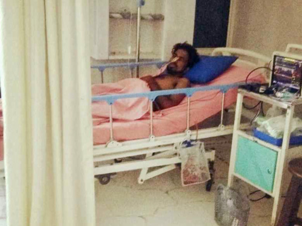 Support Karthikeyan To Recover!