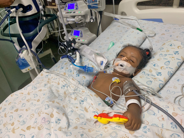 Need Help for a 10 months-old baby suffering from Pneumonia
