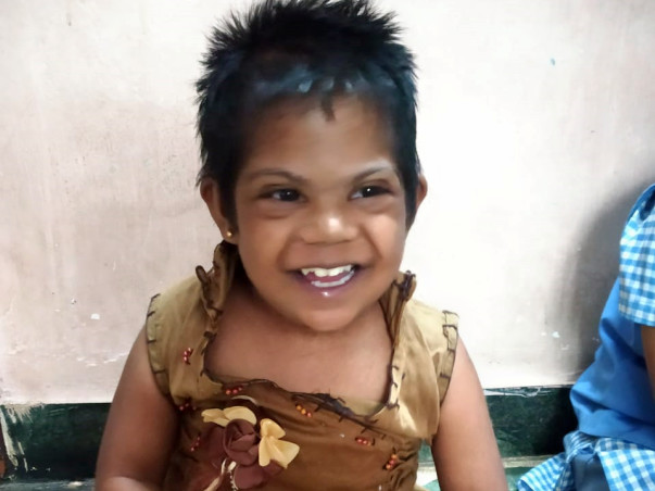 Help My Child Foundation to have a place of their own
