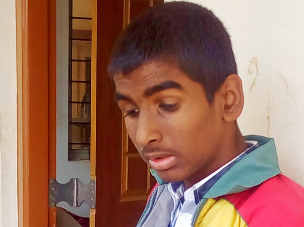 Roshan's Mother needs our help to cope with son's medical expenses.