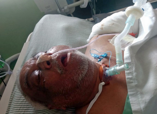 Support A Father Who Is Fighting for Life Caused by Horrible Accident