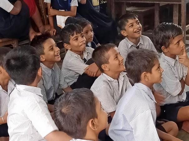 Let's Spread Smiles In This Joy of Giving Week!!!