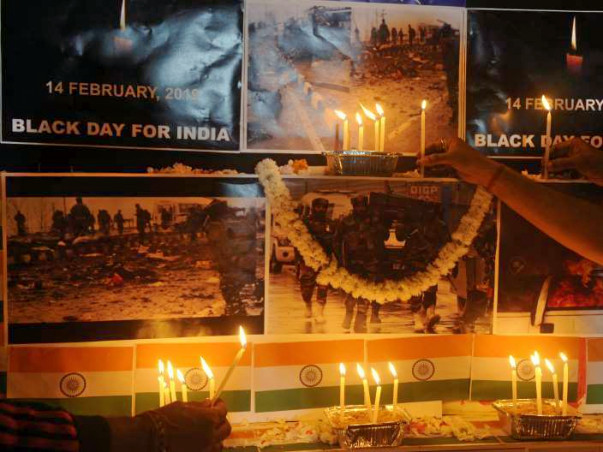 Lets Salute And Support Families Of Pulwama Terror Attack