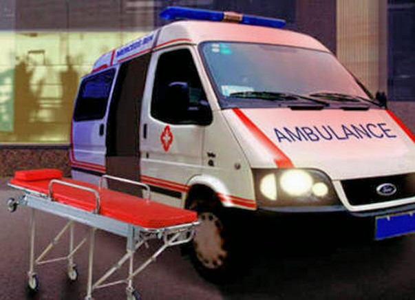 To buy an ambulance service for village in Ahmednagar, MH