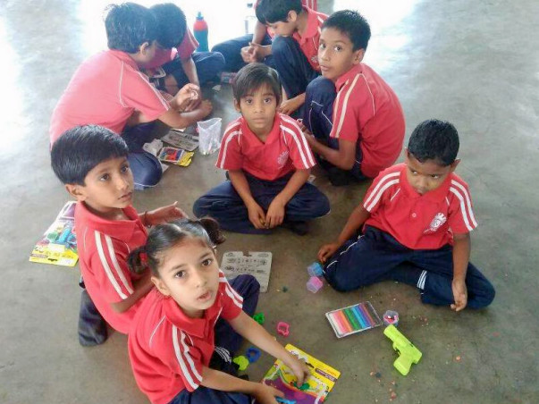 Help a School give Quality Education to Children of Helping Staff