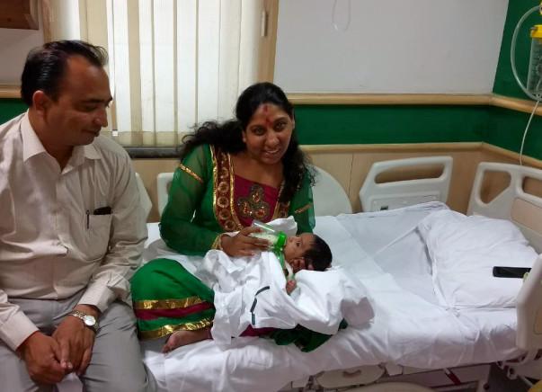 Help Baby Aarav Who Has Been On Ventilator Ever Since He Was Born