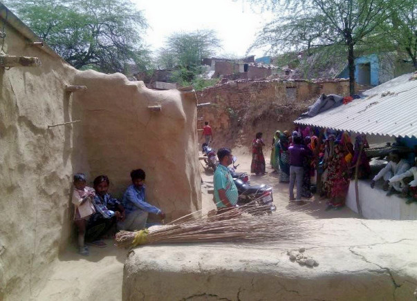 #SaveRajghat -Light & Drinking Water for remote Chambal valley village