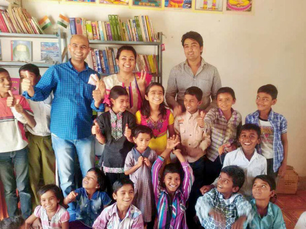 Help Rural Kids To Get Digital Learning