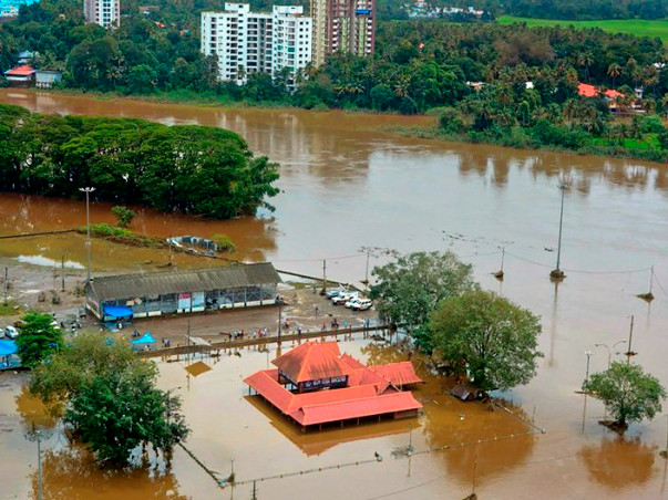 Save Kerala( god's own country)