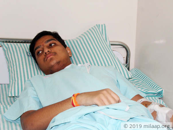 Cancer-Ridden 15-Year-Old Is Fighting For His Life And Needs Help