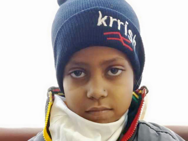 Help 9-year-old Zahida Undergo A Kidney Transplant