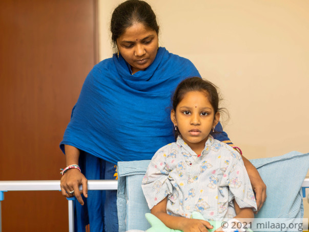 Blood Cancer Has Made This 5-Year-Old Completely Bedridden