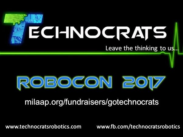 Support Team Technocrats From VIT For Robocon 2017