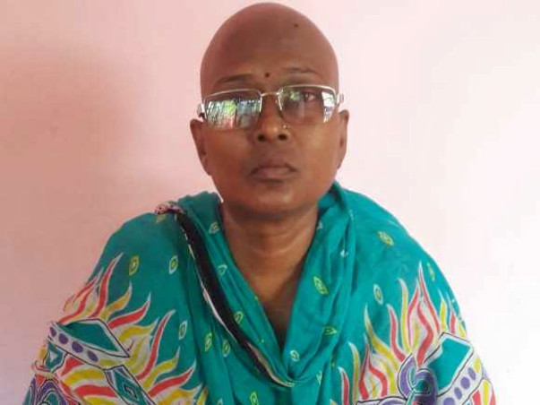 Help Kirty Saha Recover From Breast Cancer