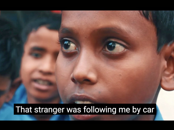 Help Us to Complete Documentary Film on Male child sexual Abuse