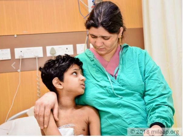 9-Year-Old's Cancer Is Spreading Rapidly, He Needs Urgent Transplant