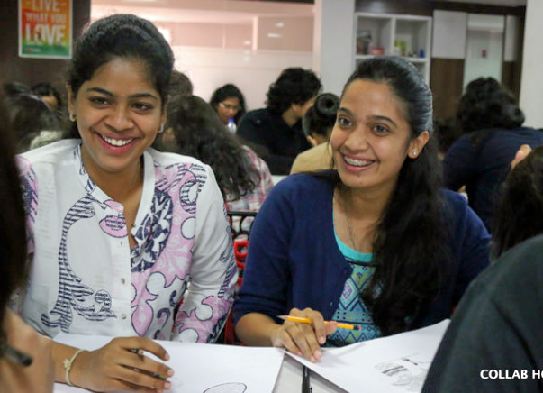 Help Vineel Build The Collaboration Hub In Hyderabad