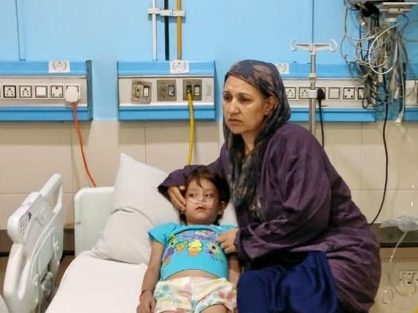 Please help Baby Sosan win her Battle