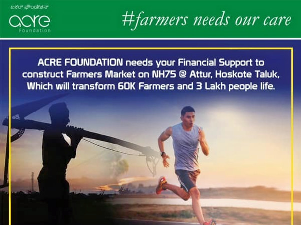 Crowdfunding For Constructing Farmers Market
